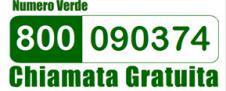 numero verde _
